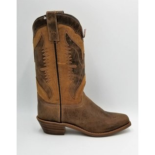 "Sage Sage Men's 12"" Leather Eagle Boot 4741"