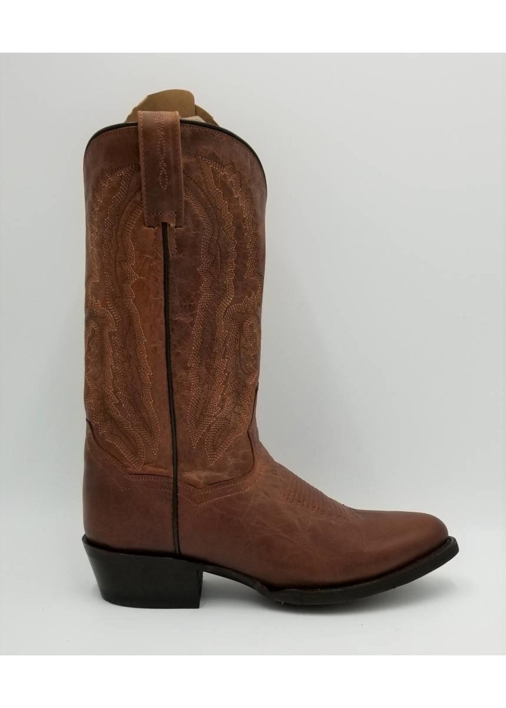 Dan Post Men's Cash Cowboy Boot Round Toe DP2407
