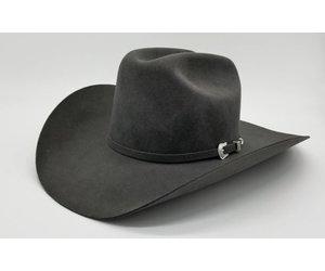 b6b7fb2e5b5 RESISTOL TUCKER 3X PREMIUM WOOL GRANITE HAT RWTCKR-7540 - Circle B Western  Wear