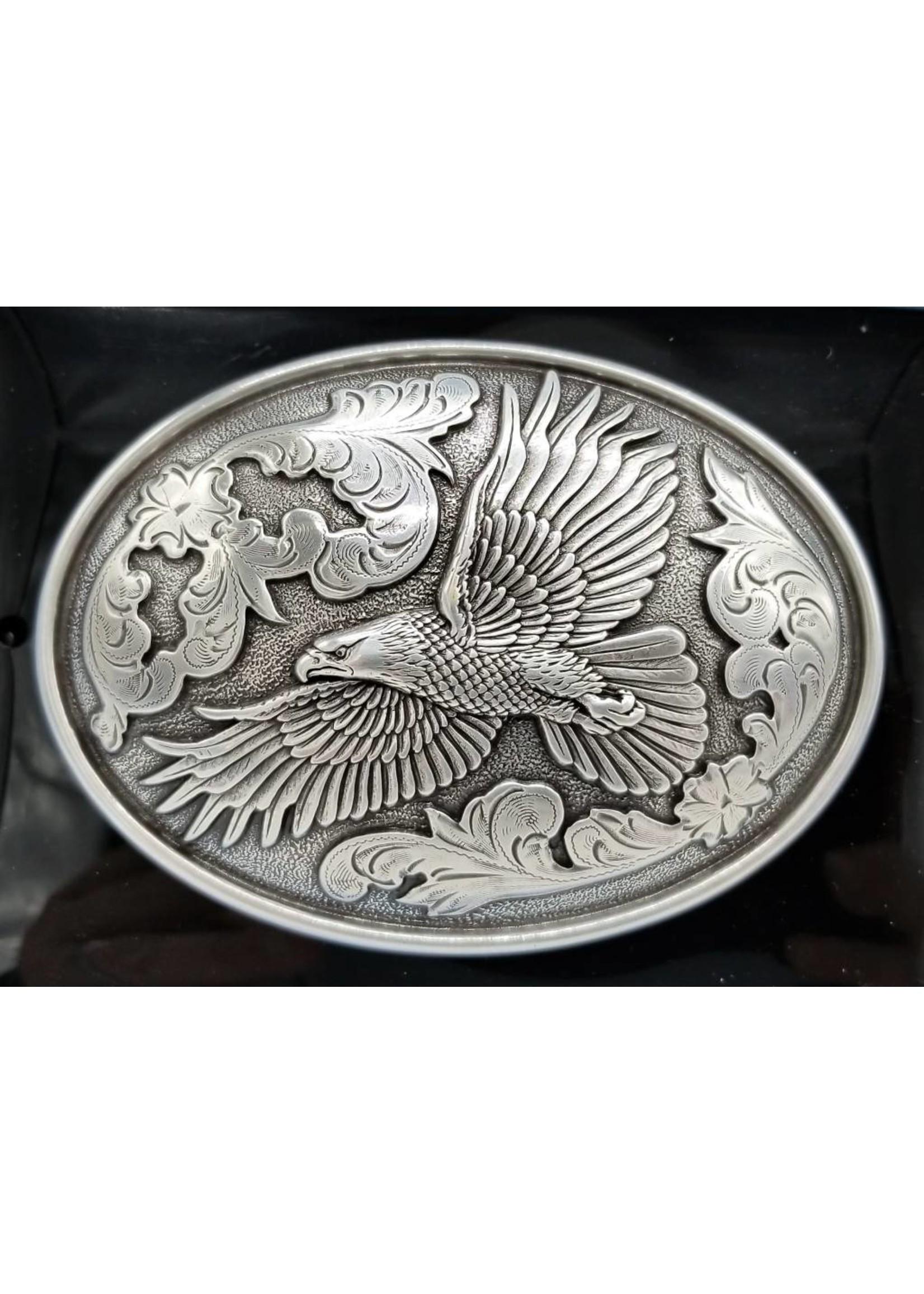 Nocona American Eagle Belt Buckle 37044