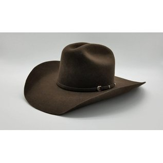M&F Twister Laredo Brown Cattleman Crease T7532047