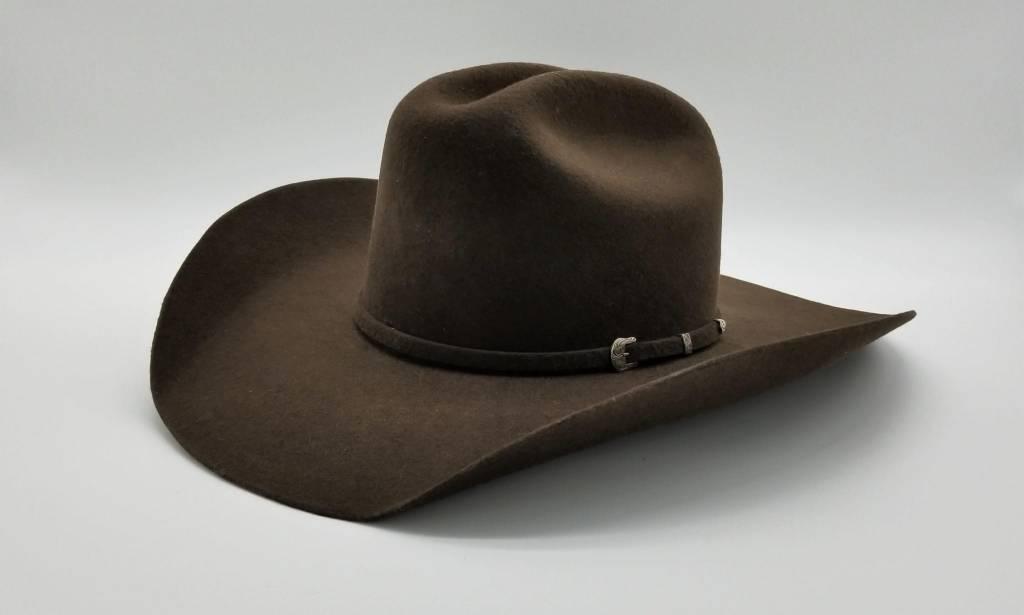 Twister Laredo Brown Cattleman Crease T7532047 - Circle B Western Wear dcfbc9d4404