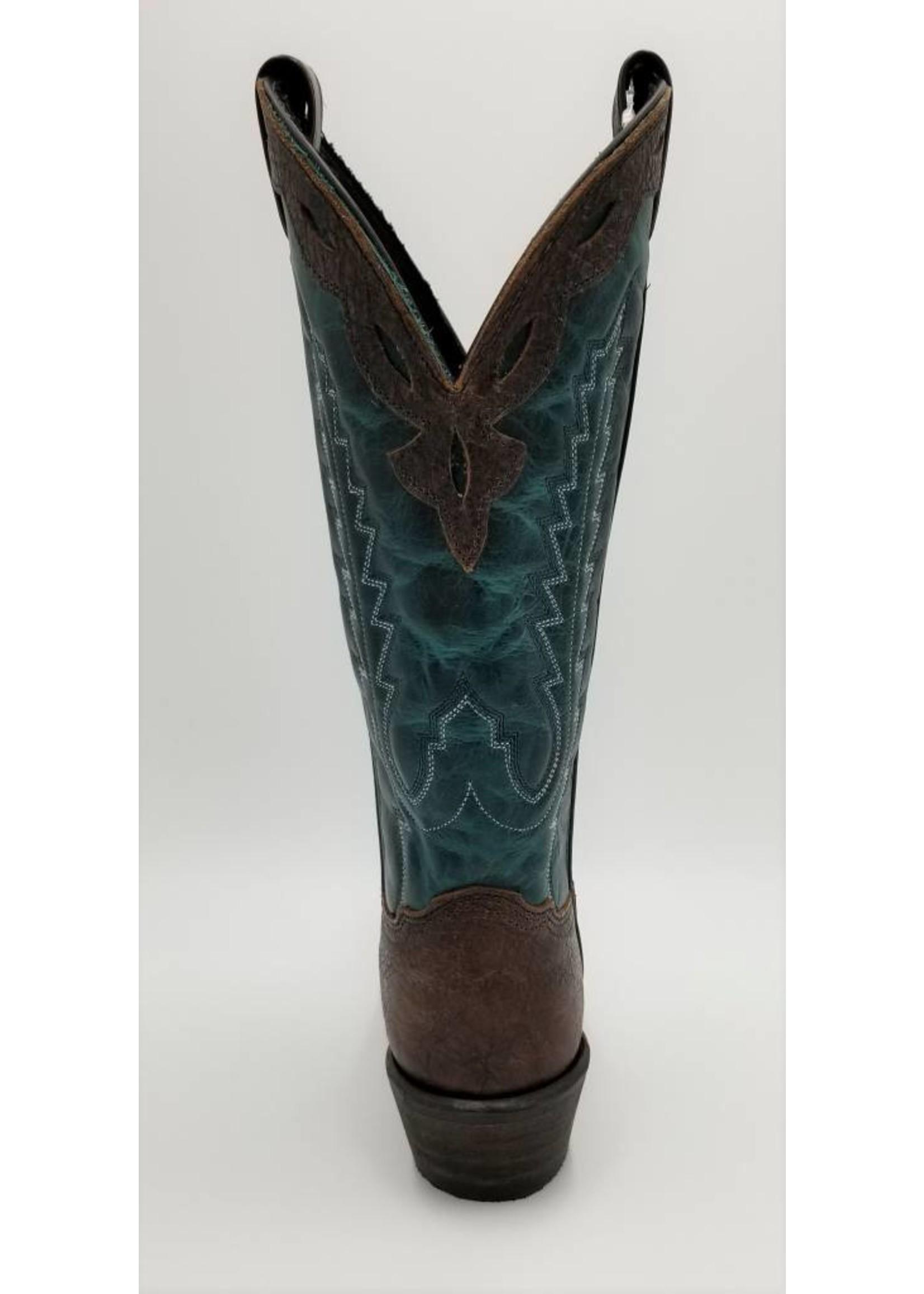 Abilene Antiqued Cowhide 9215