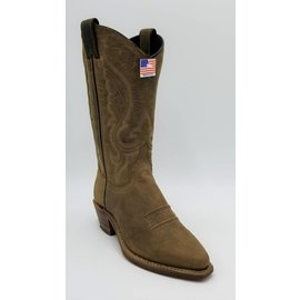 Abilene 11″ Brown Cowhide 9036