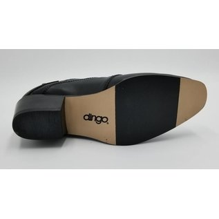 Dingo Black Low Ankle Boot DI02217