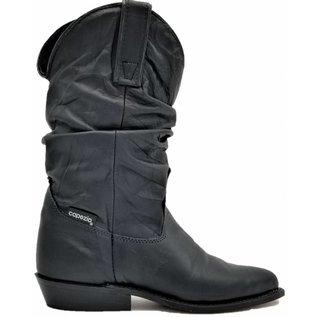 Capezio Black Slouch L630