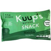 Barra de Matcha Kuup's 50 gr.