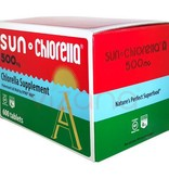 Caja Alimento Alga Marina Sun Chlorella 600 tabs 500mg