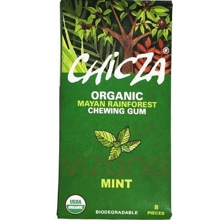 Chicle de Menta Chicza 15 gr.