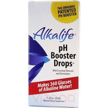 Gotas Alcalinas Alkalife 37 ml.