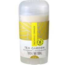 Desodorante natural Patchouli & Naranja Tea Garden Company 90g