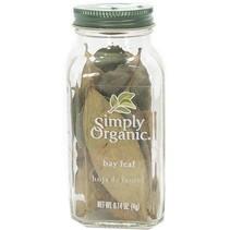 Hoja de Laurel Simply Organic NG 4 gr.