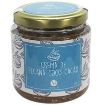 Crema de Pecana, Coco y Cacao MC 200 gr.