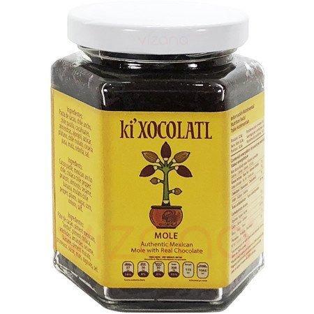 Auténtico Mole Ki Xocolatl 300 gr.