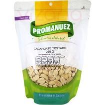 Cacahuate Tostado Promanuez 250gr