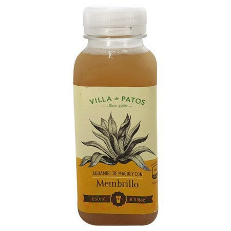 Aguamiel de Maguey con Membrillo VP 250 ml.