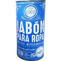 Jabón Para Ropa Flor de Coco 1 kg.