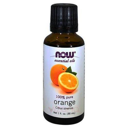 Aceite Esencial de Naranja Now 30 ml.