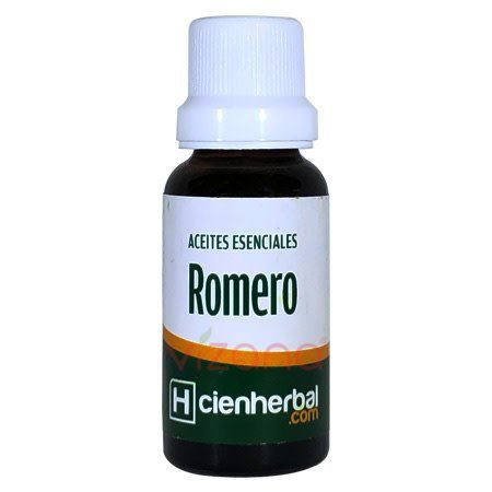 Aceite Esencial Romero CienHerbal 20 ml.