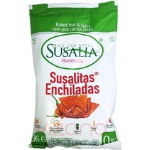 Susalitas Enchiladas Susalia 51g