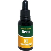 Extracto Herbal Neem CienHerbal 30 ml.