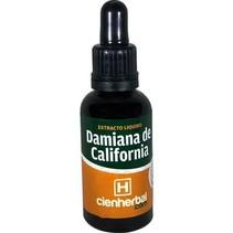 Extracto Herbal Damiana de California CienHerbal 30 ml.