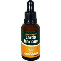 Extracto Herbal Cardo Mariano CienHerbal 30 ml.