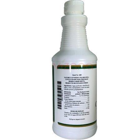 Clorofila Líquida NS 473 ml.