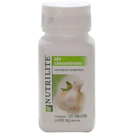Ajo Concentrado Nutrilite 120 Tab - 632 mg.