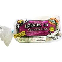 Pan Ezekiel 4:9 Cinnamon Raisin de Cereales Germinados Sin Harina FFL 680 gr.