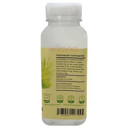 Agua de Coco VP 250 ml.