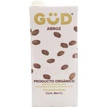 Leche de Arroz Orgánico GüD 1 L.