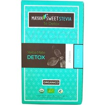 Te detox Mayan Sweet Stevia 60g