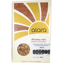 Dreamy Avena Orgánica Chocolate Alara 500gr
