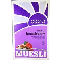 Branberry Muesli Organico Alara 350gr
