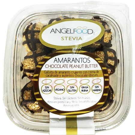 Amarantos Chocolate Peanut Butter Frozen Boutique