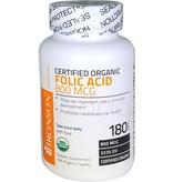 Ácido Fólico  Organico Bronson 180 tab
