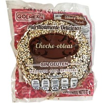 Mini Chocko-Obleas de Chocolate 27 gr.