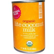 Leche de Coco Organica Lite 400ml