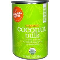 Leche de Coco Organica 400ml
