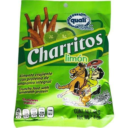 Charritos Limón Quali 40 gr.
