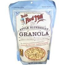 Granola con Manzana y Arándanos Azules BRM 340g