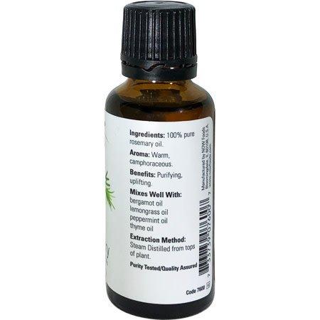 Aceite Esencial de Romero Now 30 ml.