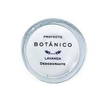 Desodorante Lavanda Proyecto Botanico 48 g.
