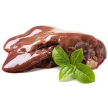 Hígados de Pollo Orgánico Pollo Real 1gr