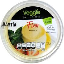 Flan Vegano Veggie Delicatessen 160g