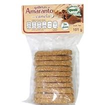 Galletas de Amaranto con Canela Quali 100 gr.