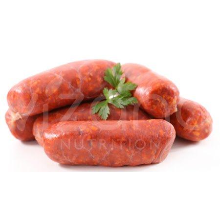 Chorizo res organico 95/5 Vizana 1 gr.