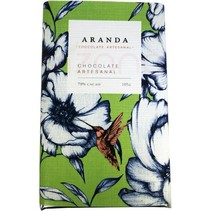 Chocolate Artesanal 70% Cacao Aranda 100 gr.