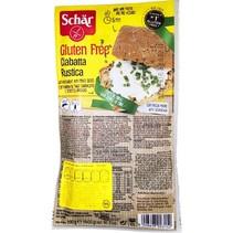 Pan Estilo Ciabatta Libre de Gluten Schar 200G